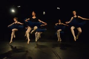 Klassisk ballet nivå V