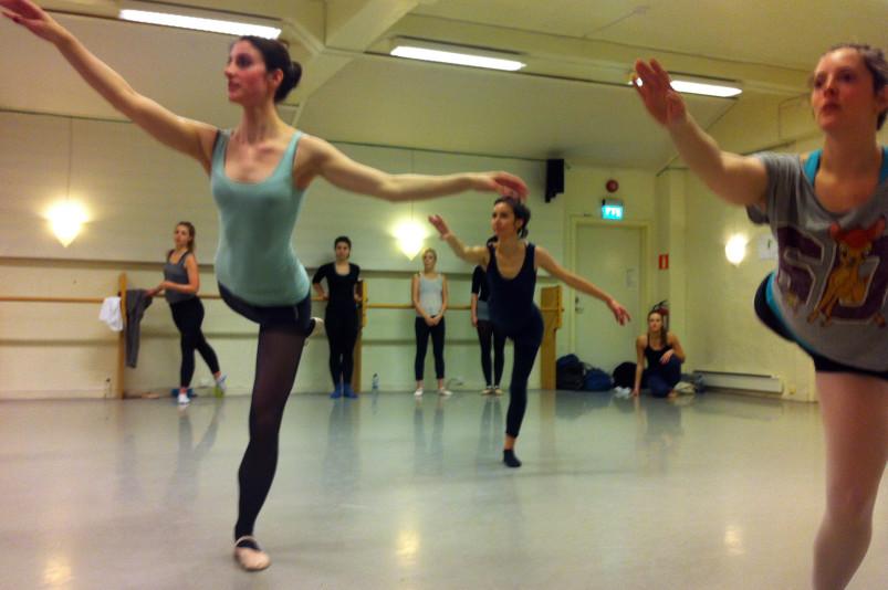 klassisk ballet
