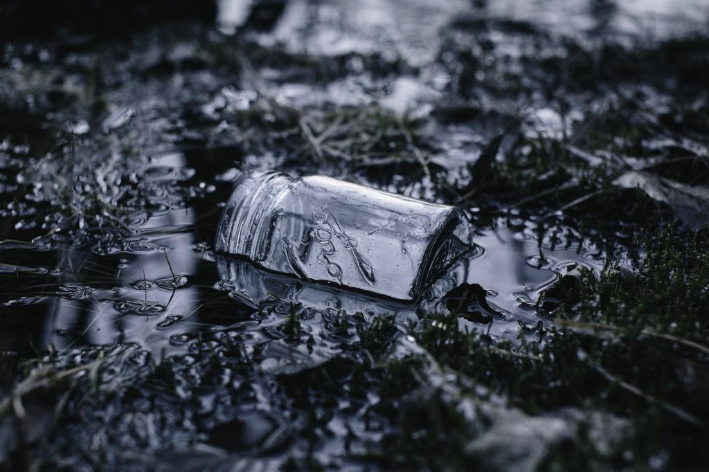 liggende vann